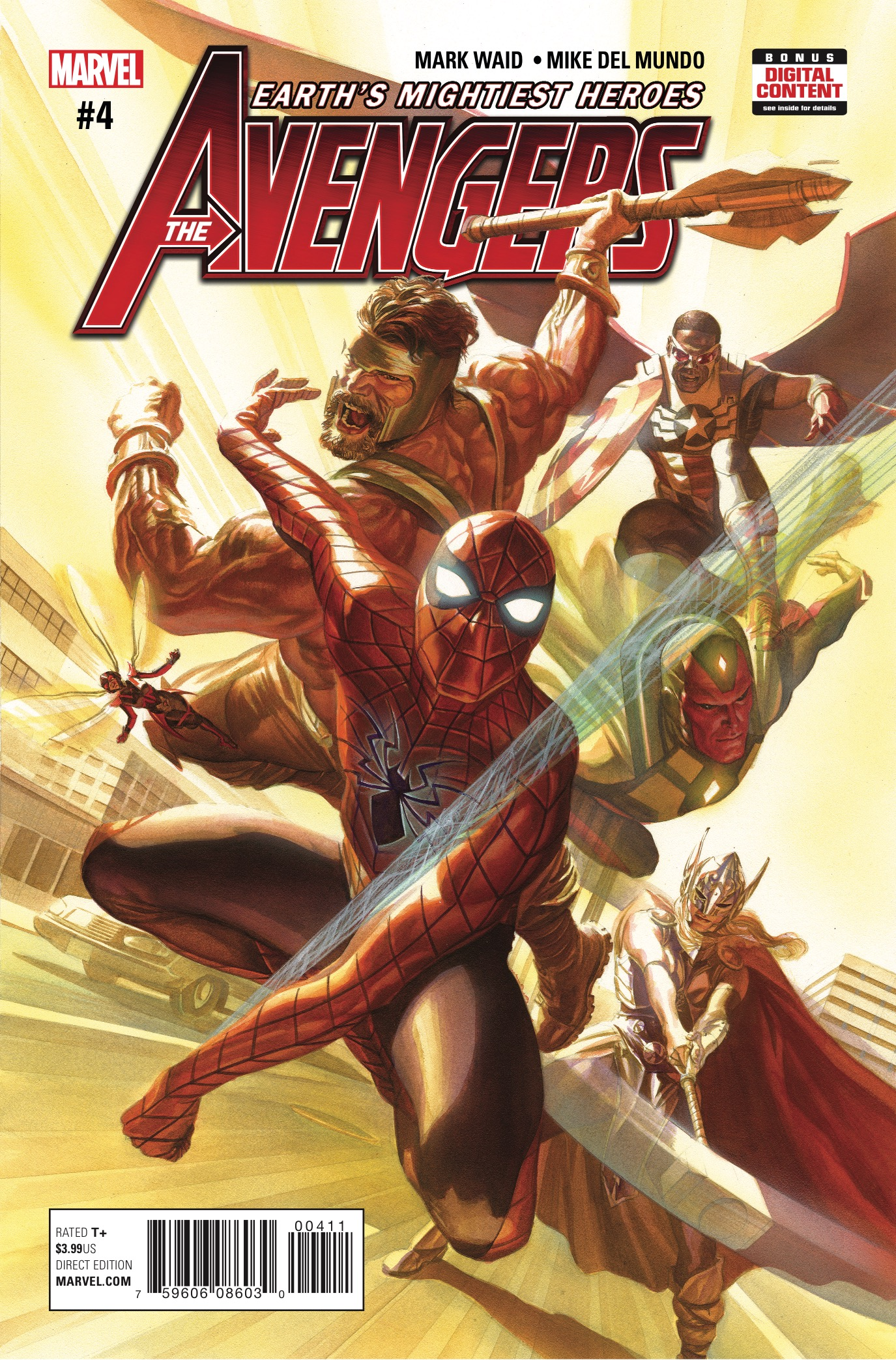 [EXCLUSIVE] Marvel Preview: Avengers #4