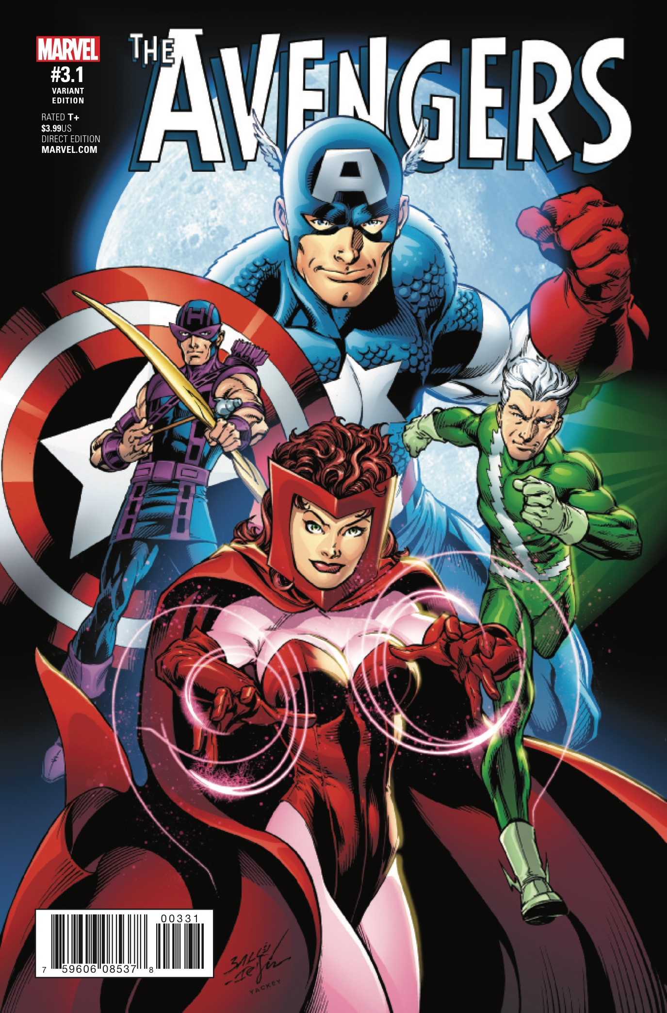 Avengers #3.1 Review