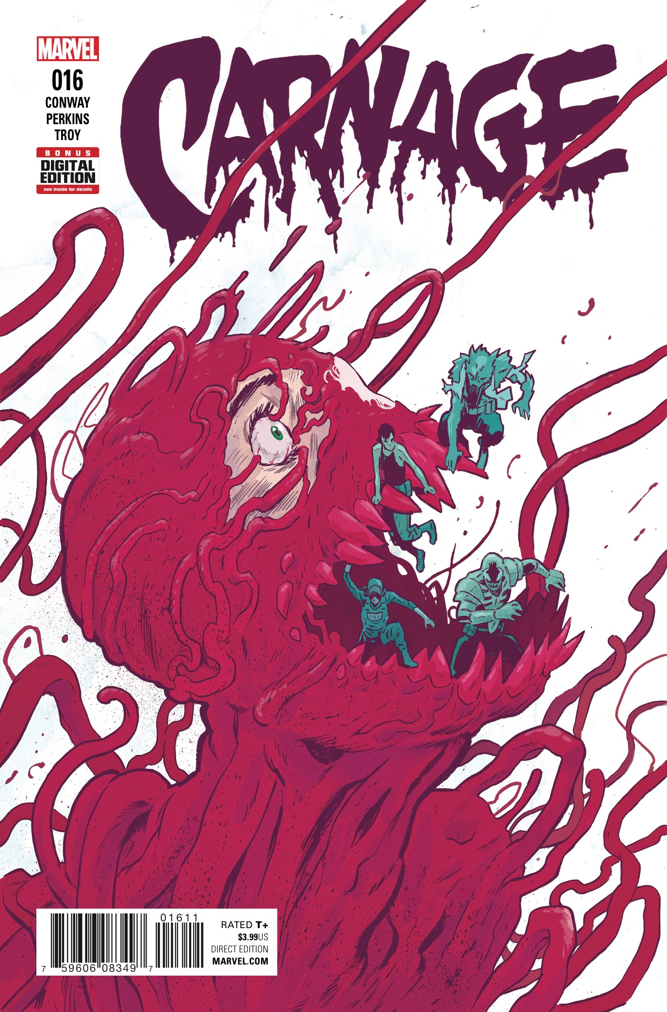 Carnage #16 Review