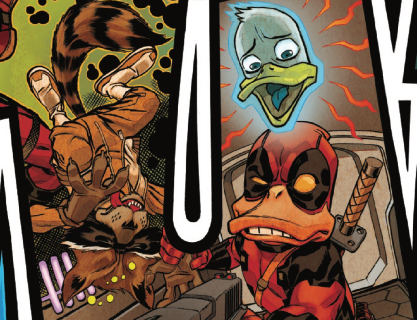 Deadpool the Duck #2 Review
