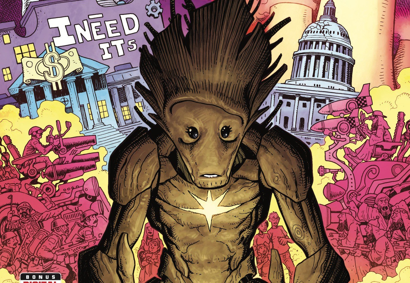 Guardians of the Galaxy #16 Review