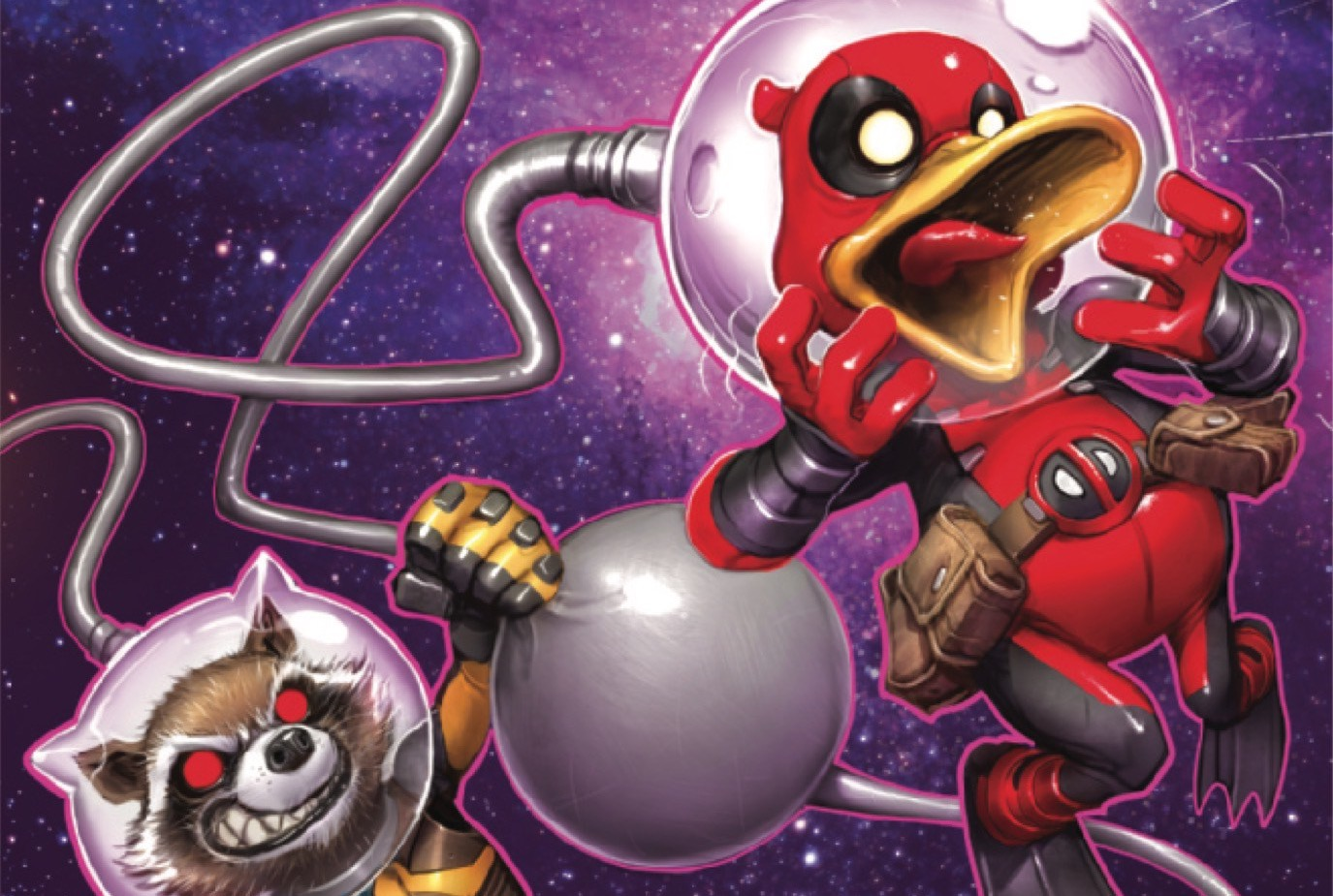 Marvel Preview: Deadpool the Duck #2