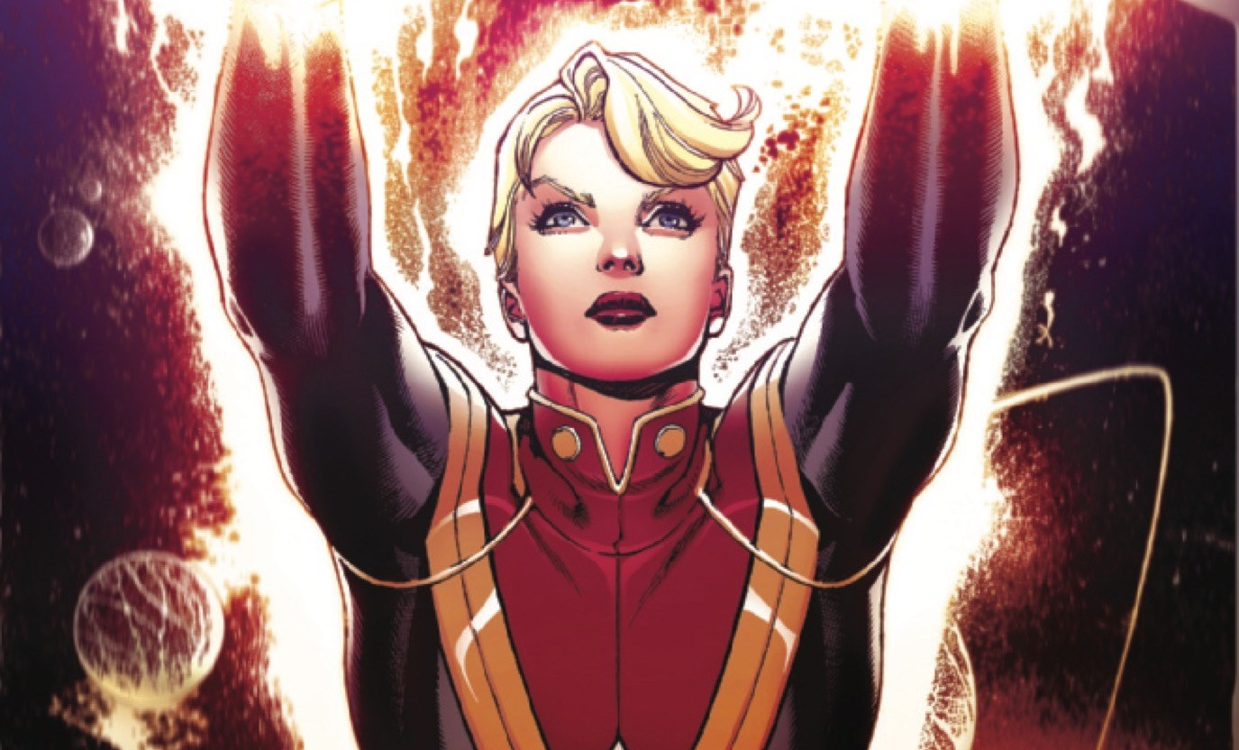 Marvel Preview: The Mighty Captain Marvel #1