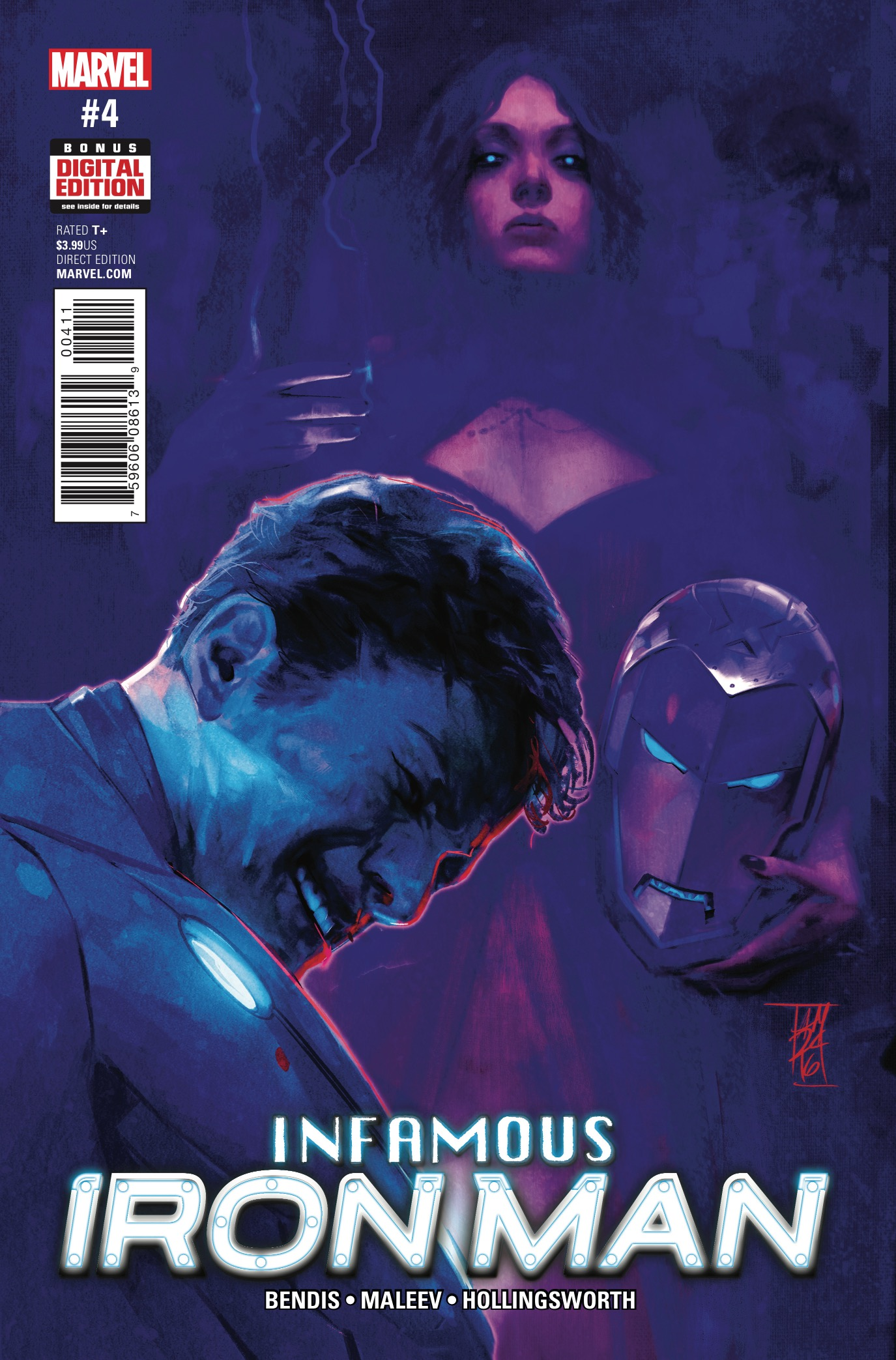 Marvel Preview: Infamous Iron Man #4