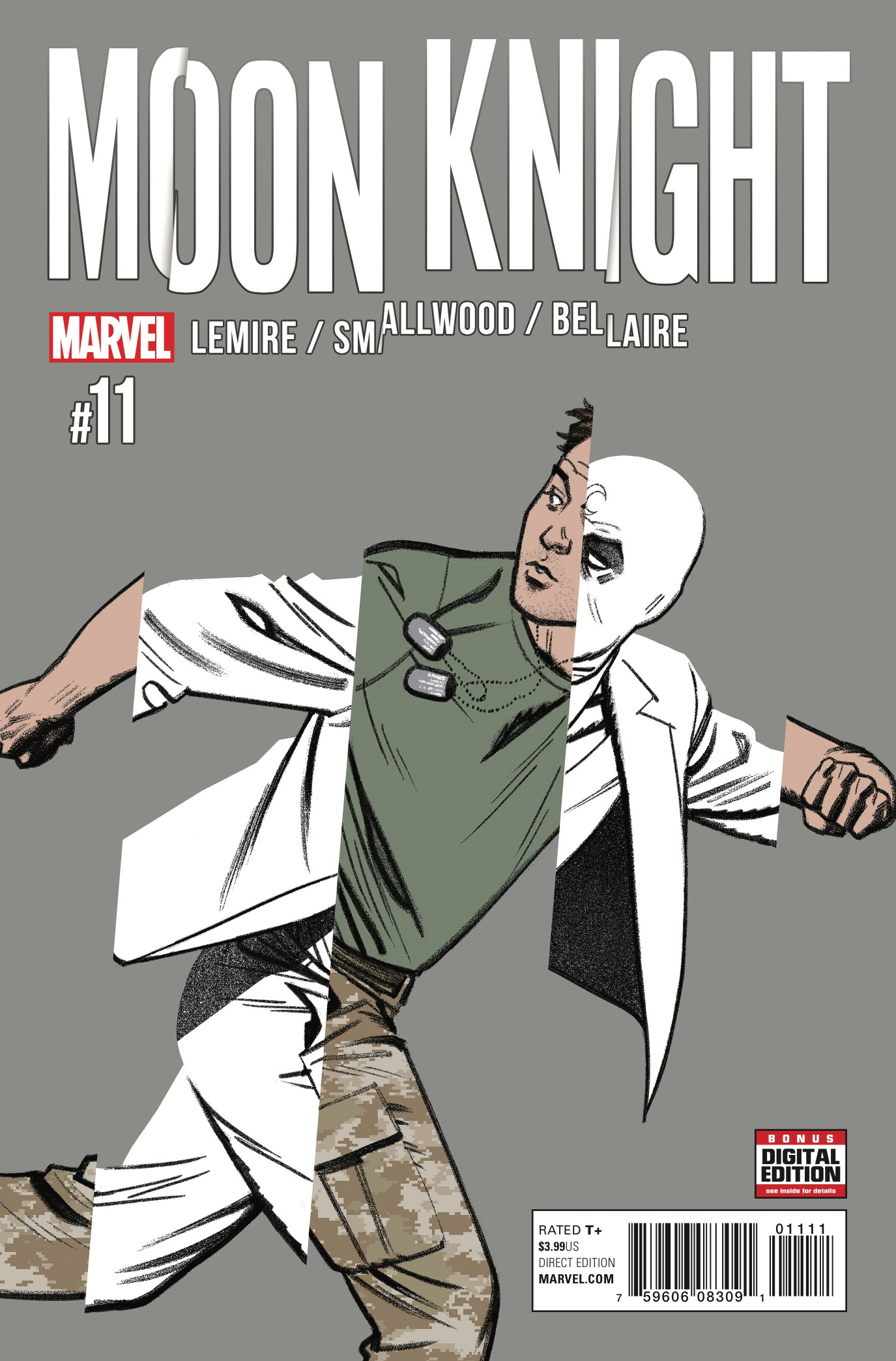 Marvel Preview: Moon Knight #11