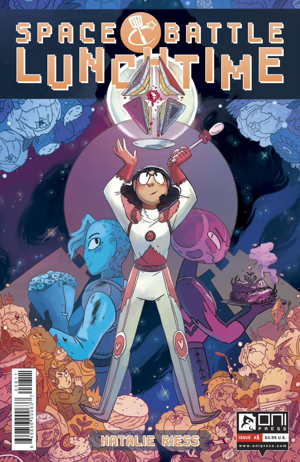 Space Battle Lunchtime #8 Review
