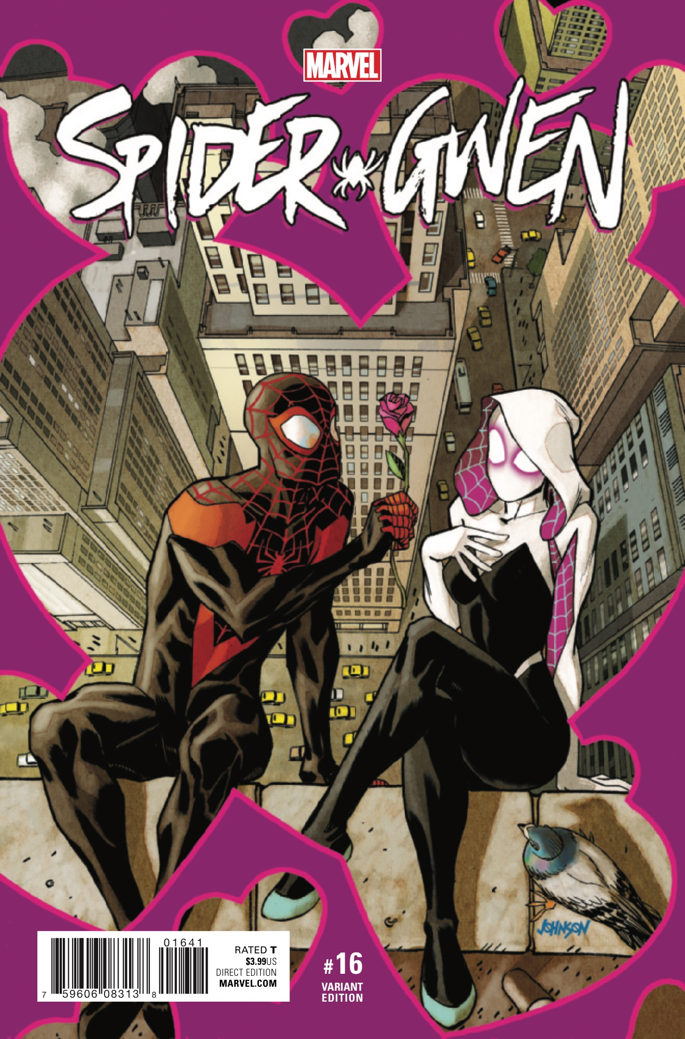Spider-Gwen #16 Review
