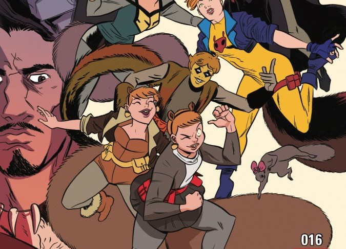 The Unbeatable Squirrel Girl #16 Review