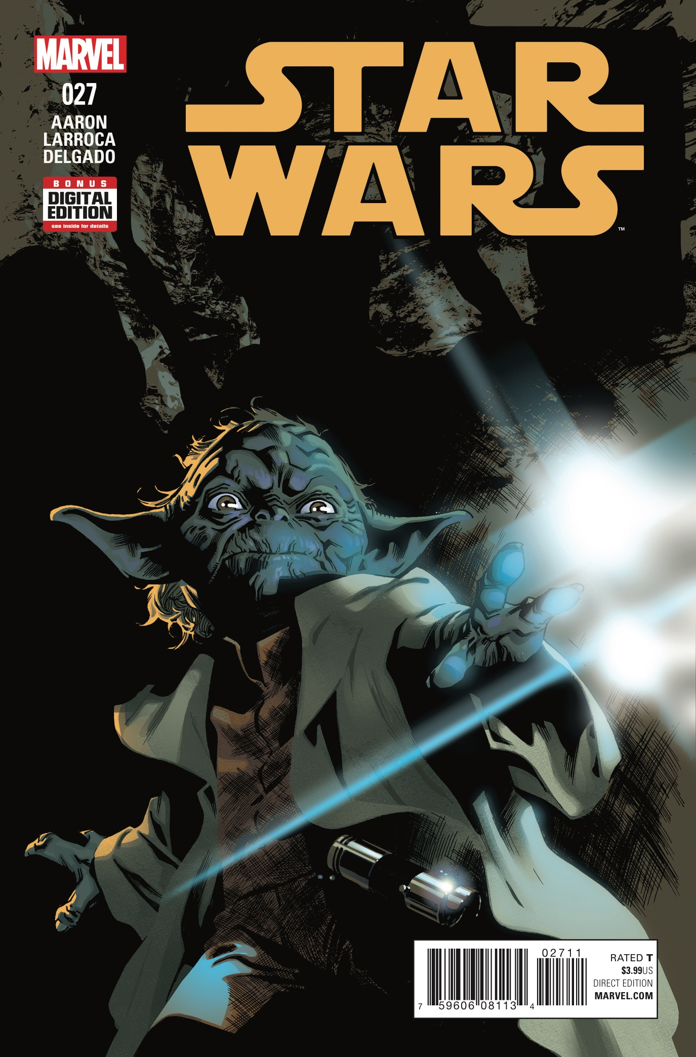 Master Yoda finds himself on an all-new world . . . full of vicious, mysteriously powered children?! Not easy, will this be.