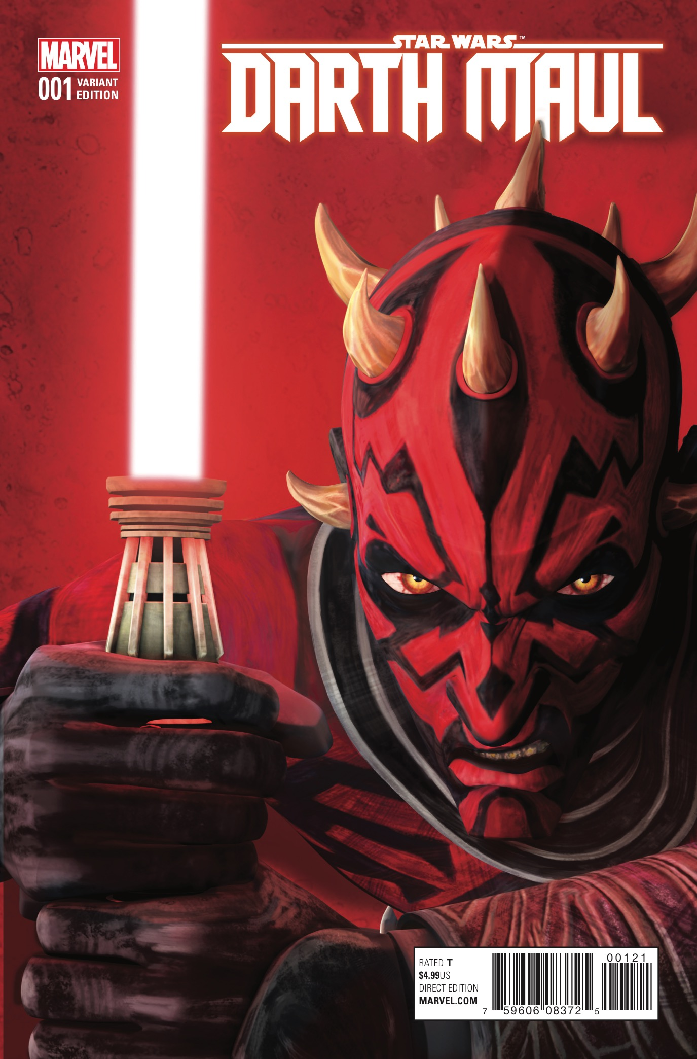 Marvel Preview: Star Wars: Darth Maul #1