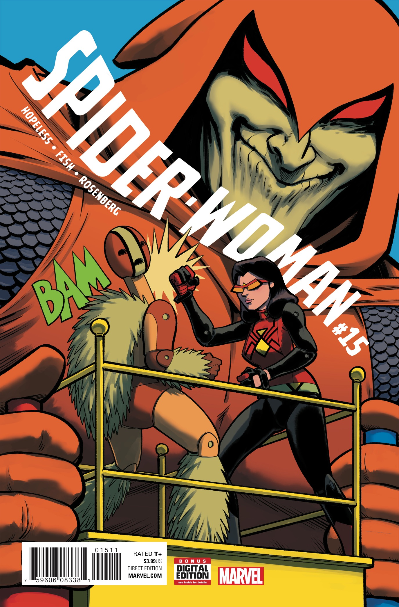 Marvel Preview: Spider-Woman #15