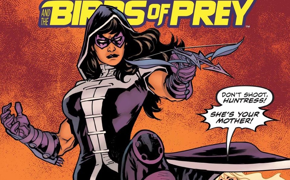 Batgirl and the Birds of Prey #6 Review