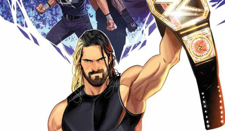 BOOM! Preview: WWE #1