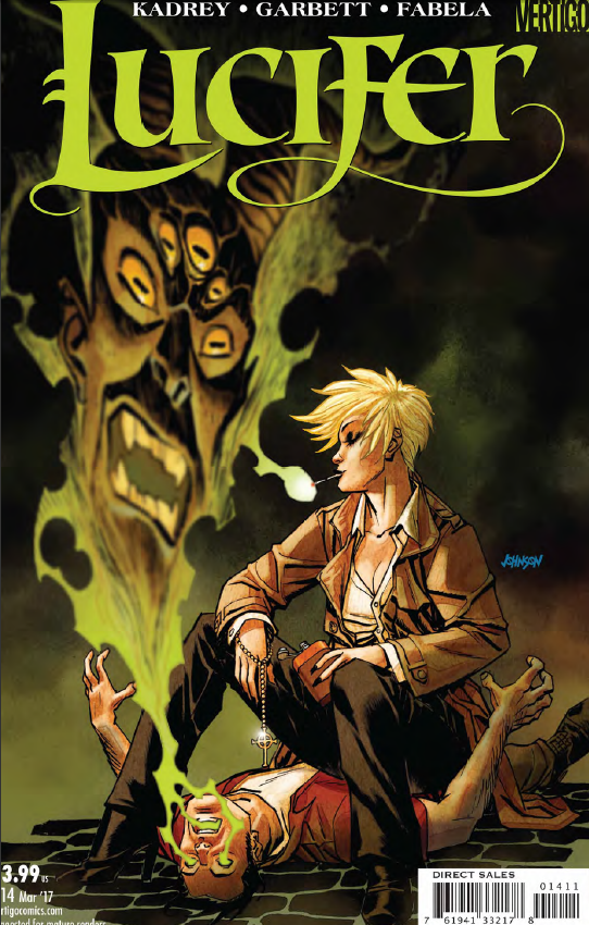Lucifer #14 Review