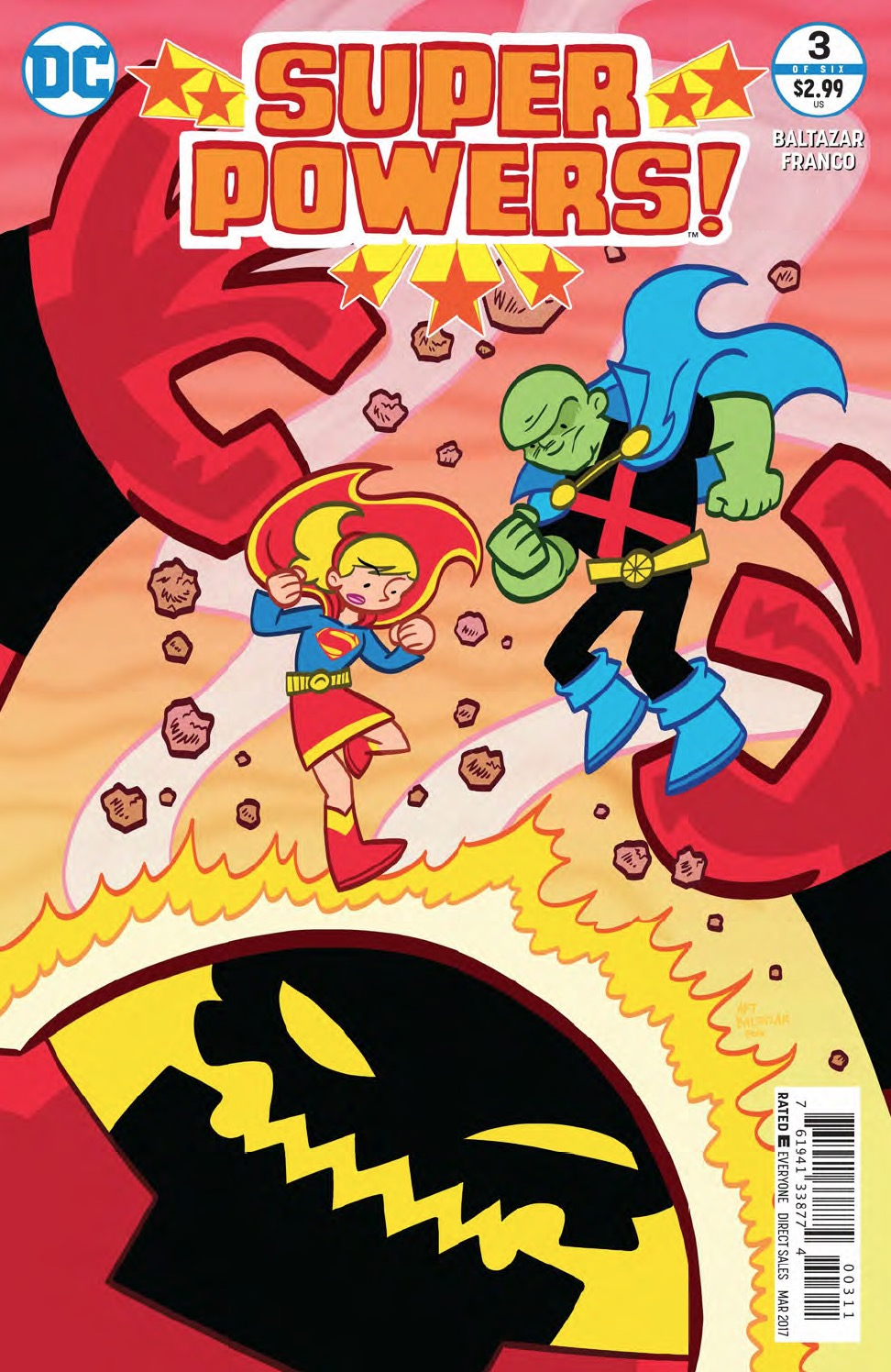 Super Powers #3 Review