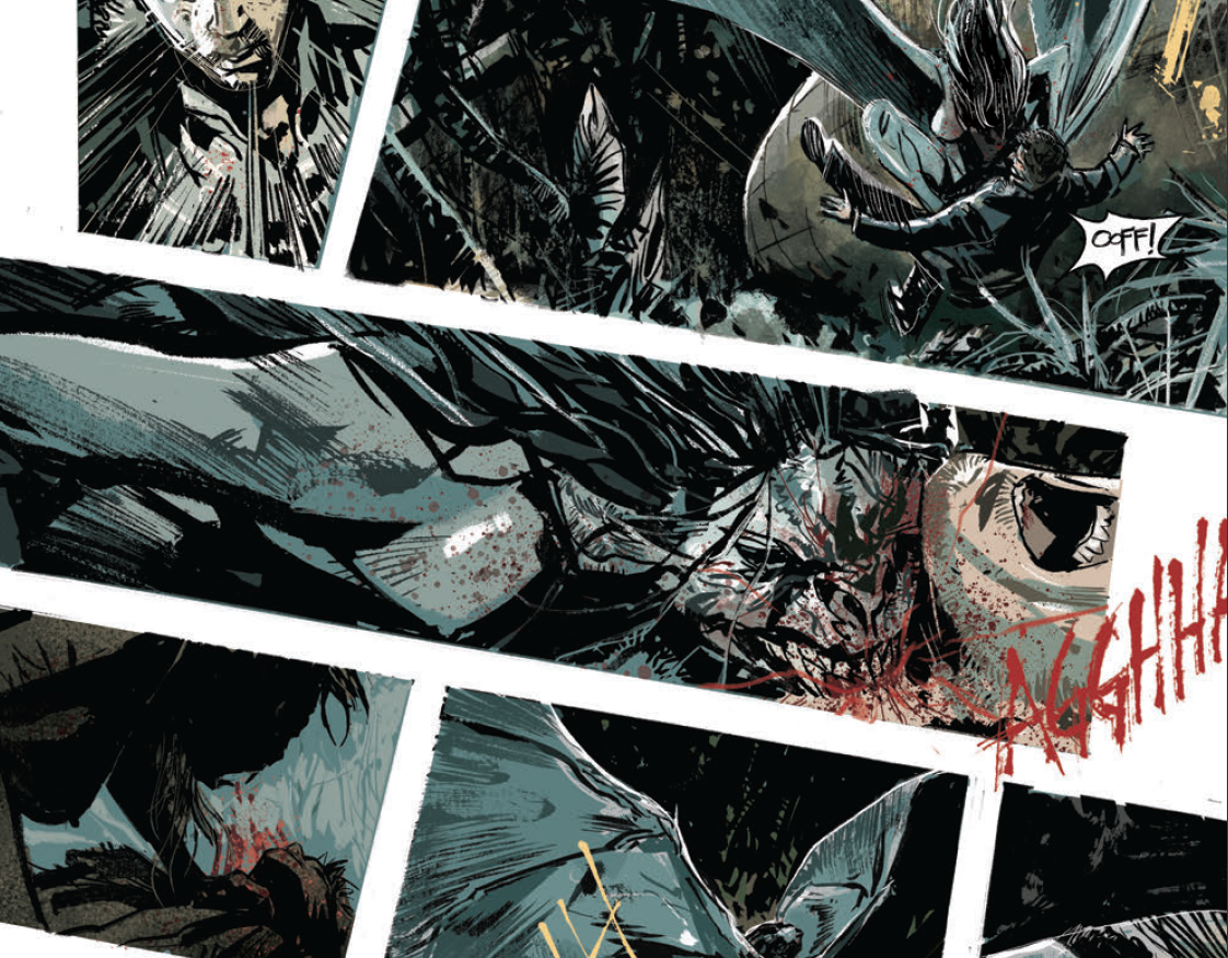 Interview: Gabriel Hardman on Horror One-Shot The Belfry, Star Wars: Legacy and More!