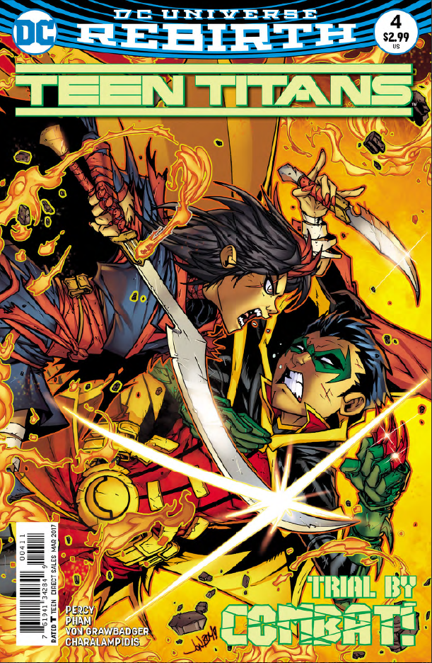 Teen Titans #4 Review