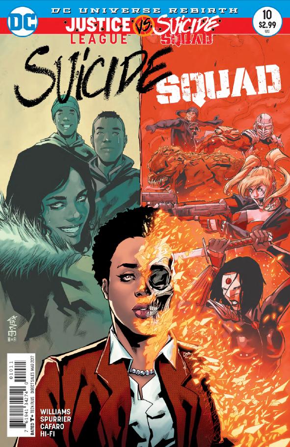 Suicide Squad #10 Review