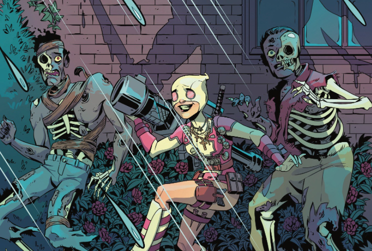 Marvel Preview: The Unbelievable Gwenpool #11