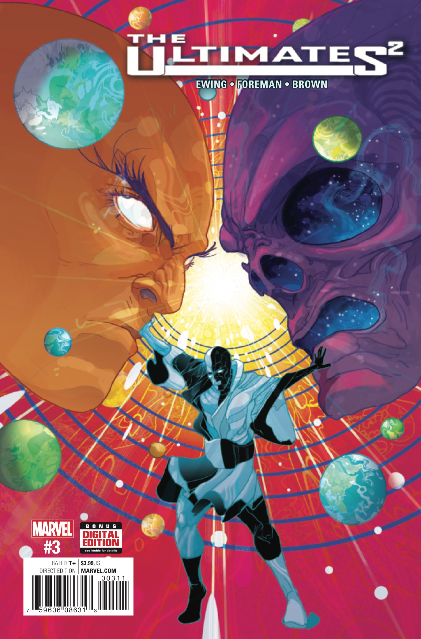 Marvel Preview: Ultimates 2 #3