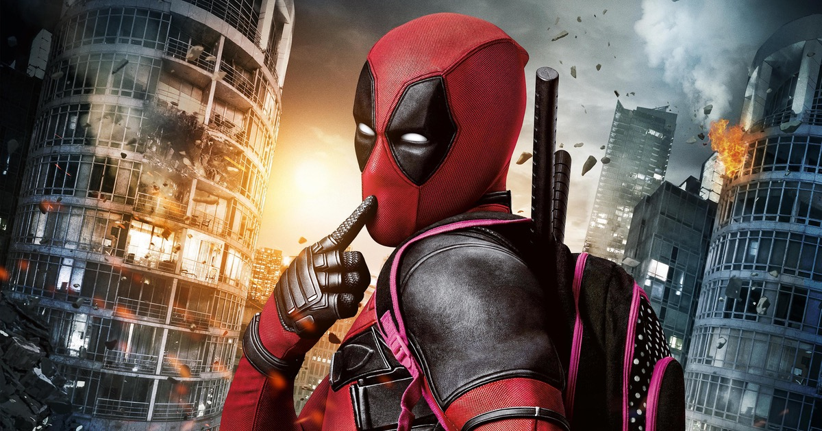 The Greatest Deadpool Moments of 2016