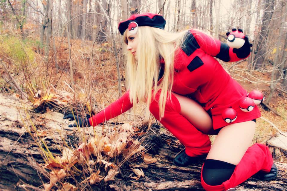 Pokemon Ranger Cosplay by Cosplay Butterfly