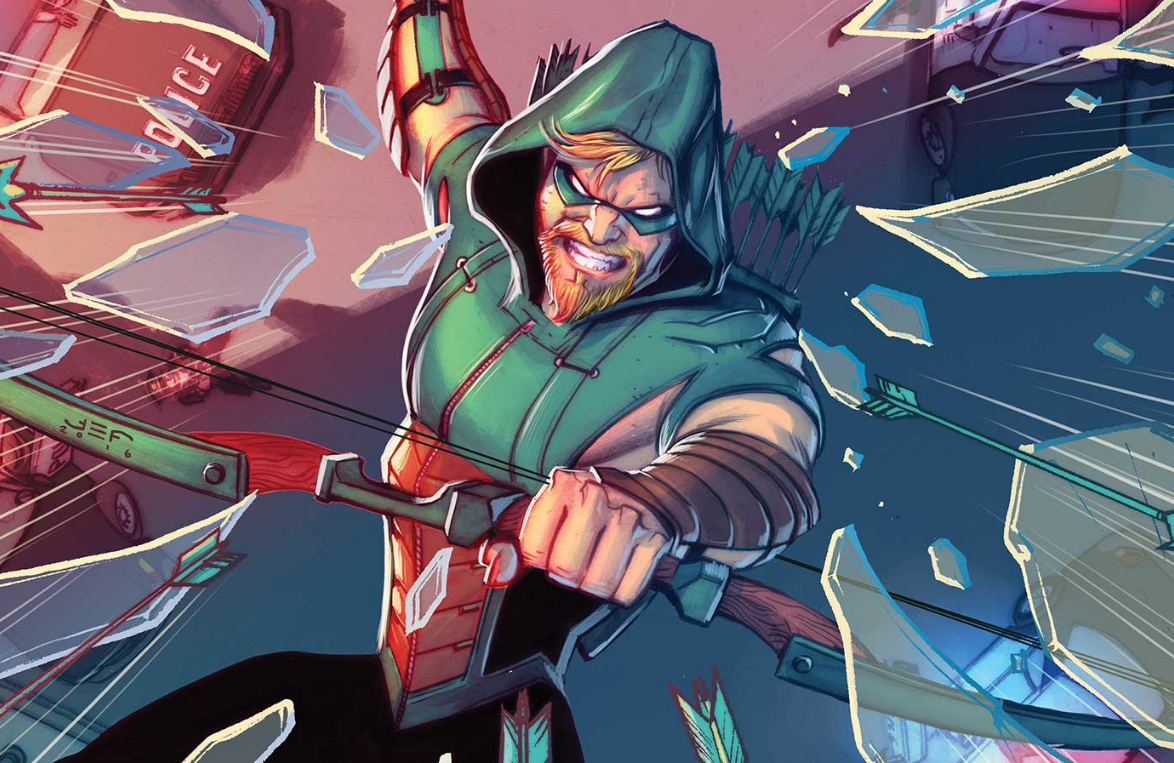 [EXCLUSIVE] DC Preview: Green Arrow #15