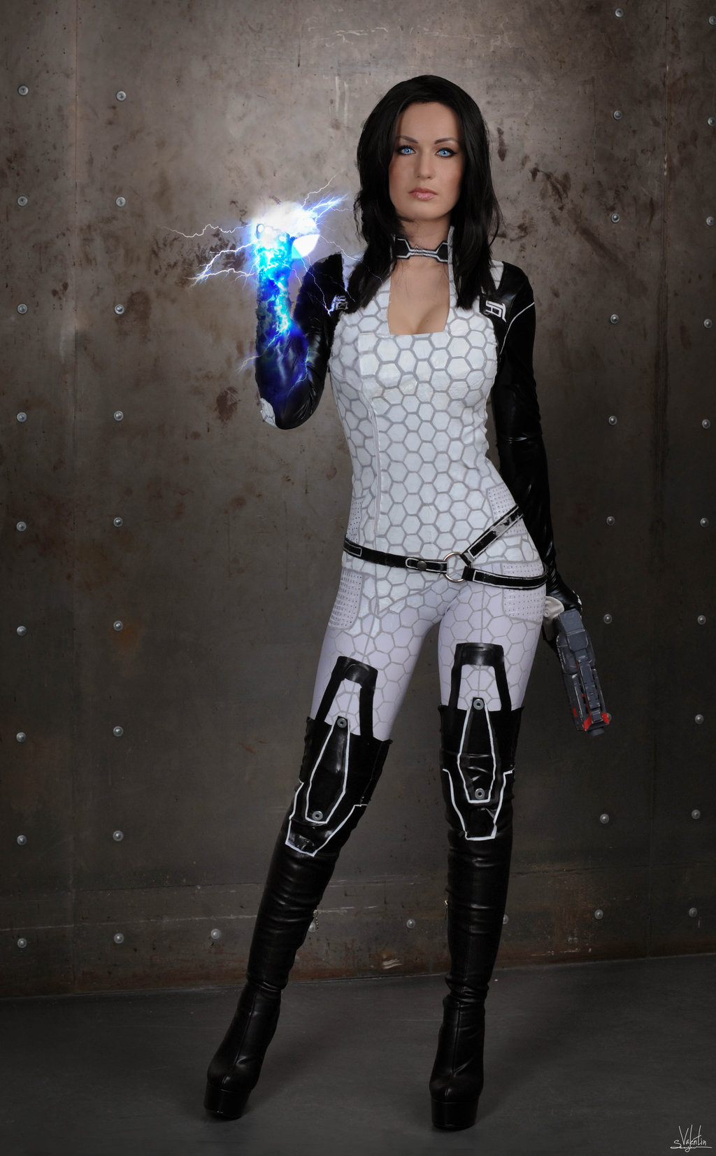 Miranda lawson cosplay costume