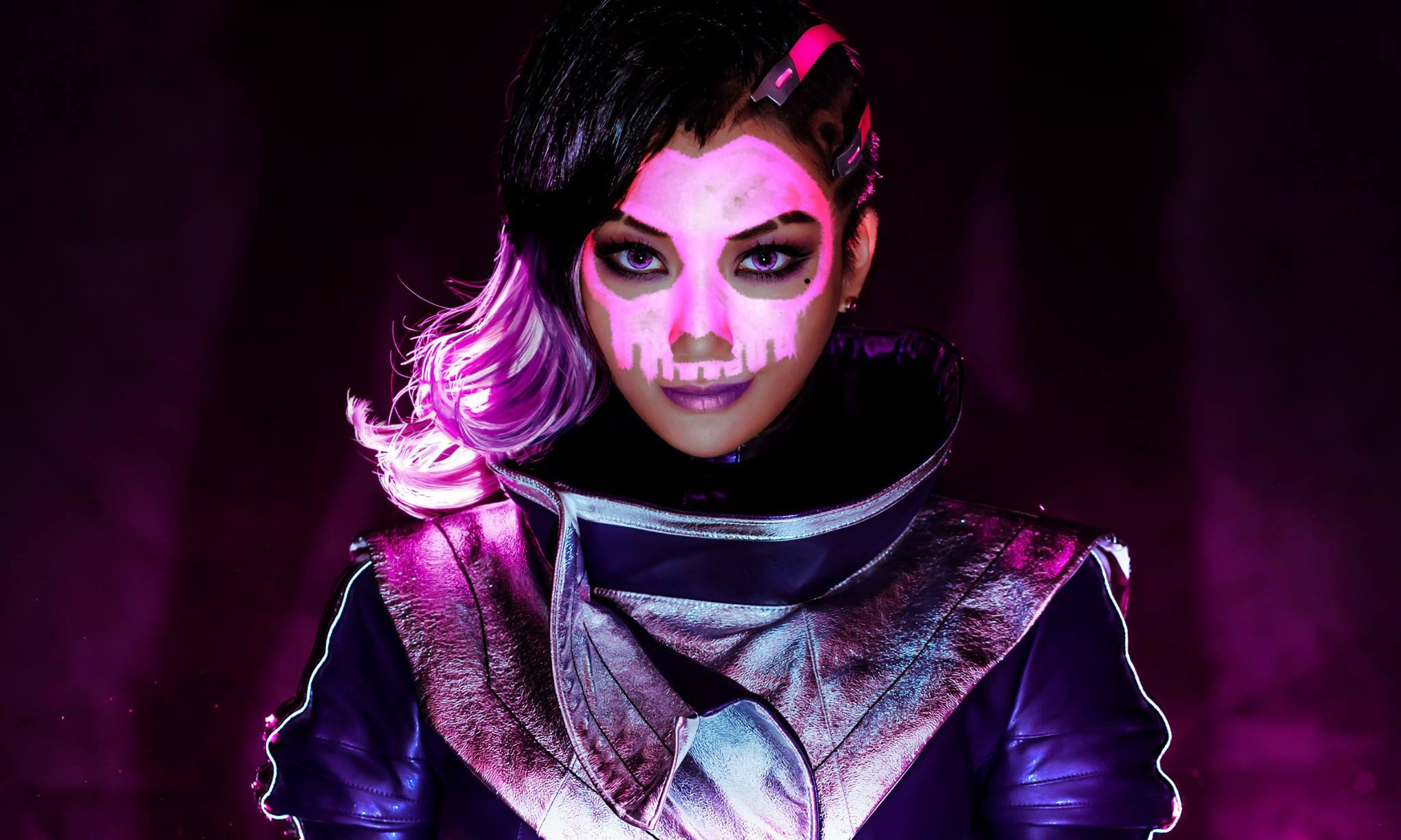 Overwatch: Sombra Cosplay by Pion Kim