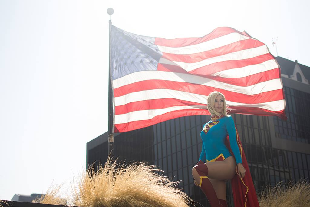 Supergirl Cosplay by Tali xoxo