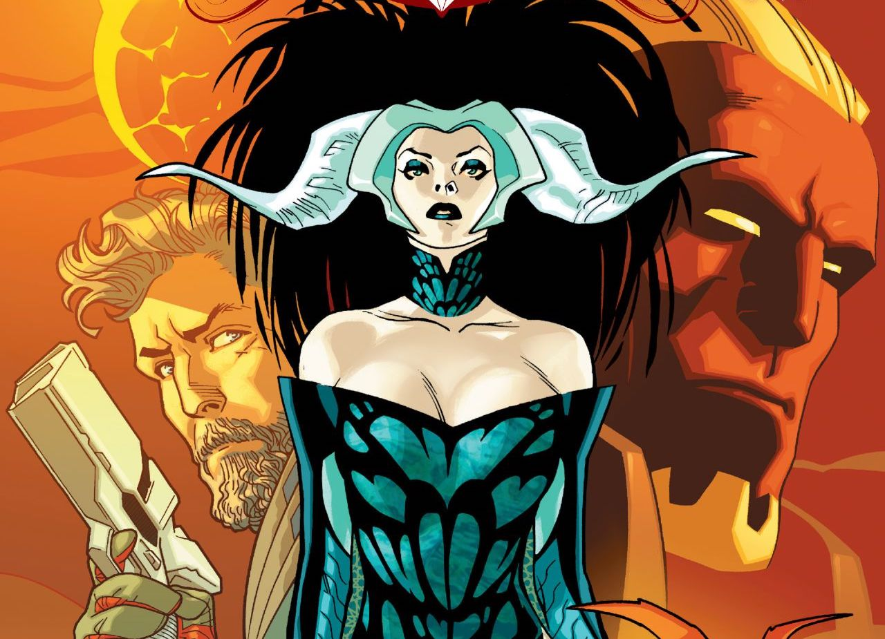 Empress Book One Review