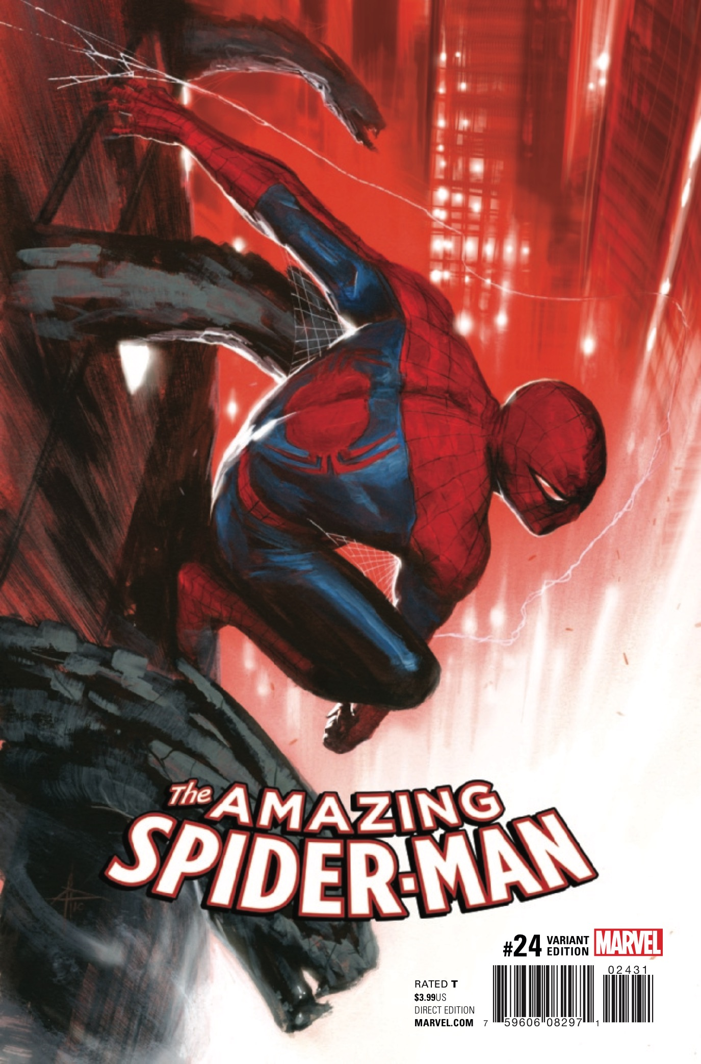 Amazing Spider-Man #24 Review