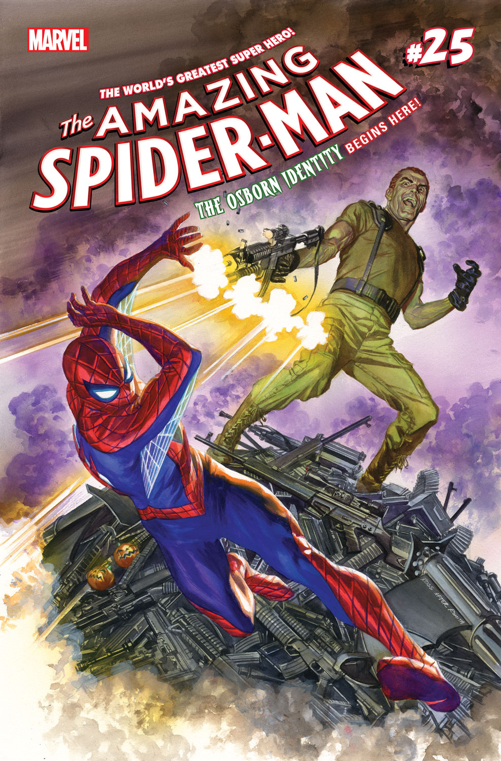 Marvel Preview: Amazing Spider-Man #25