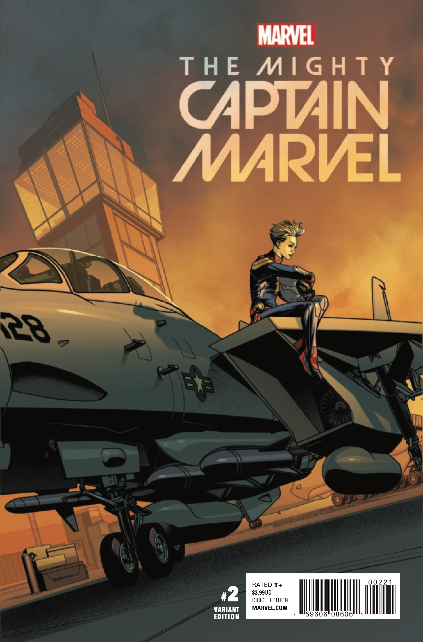 The Mighty Captain Marvel #2 Review
