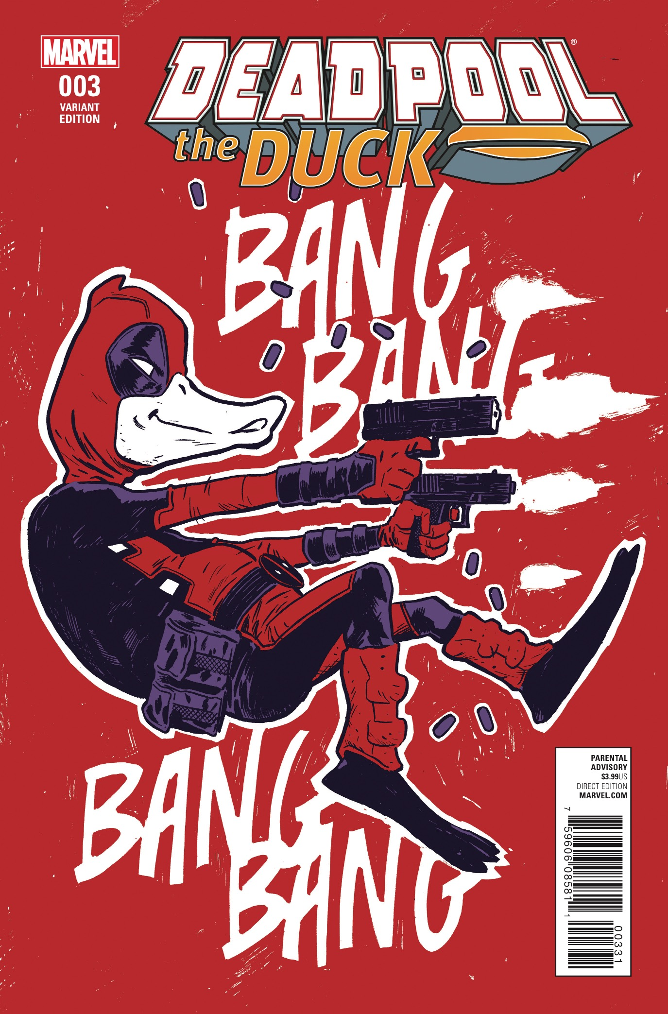 Marvel Preview: Deadpool the Duck #3