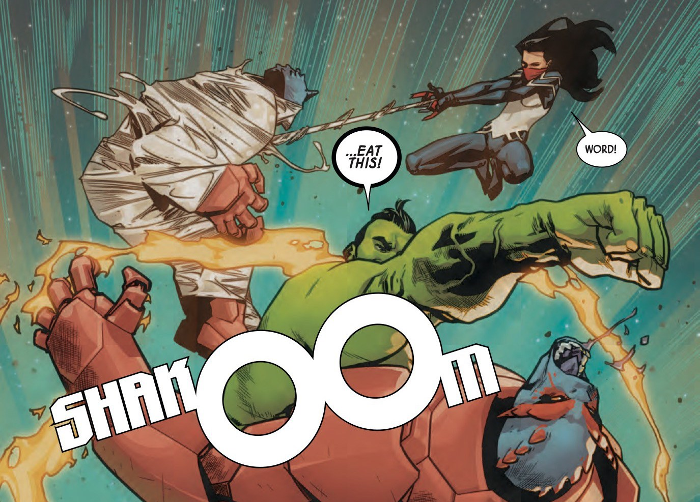 Totally Awesome Hulk #16 Review