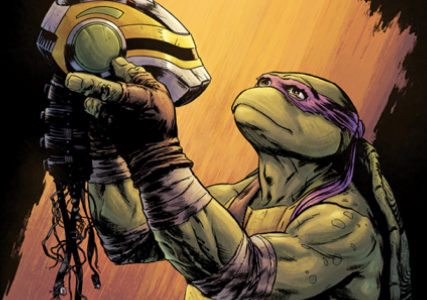 Teenage Mutant Ninja Turtles Universe #7 Review
