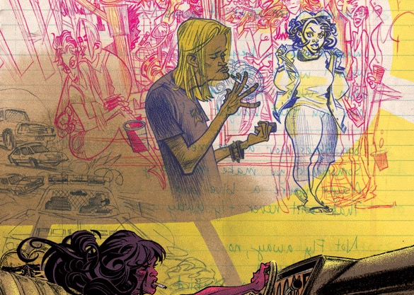 Loose Ends #2 Review