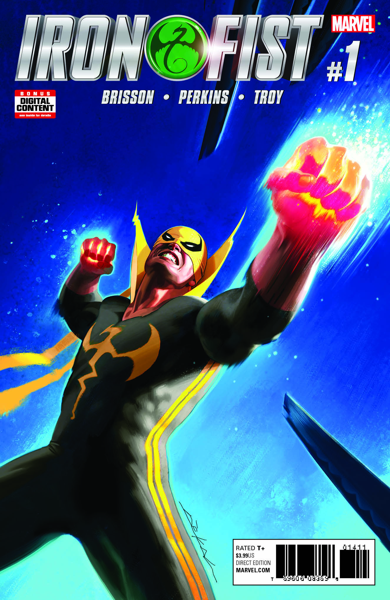 Marvel Preview: Iron Fist #1