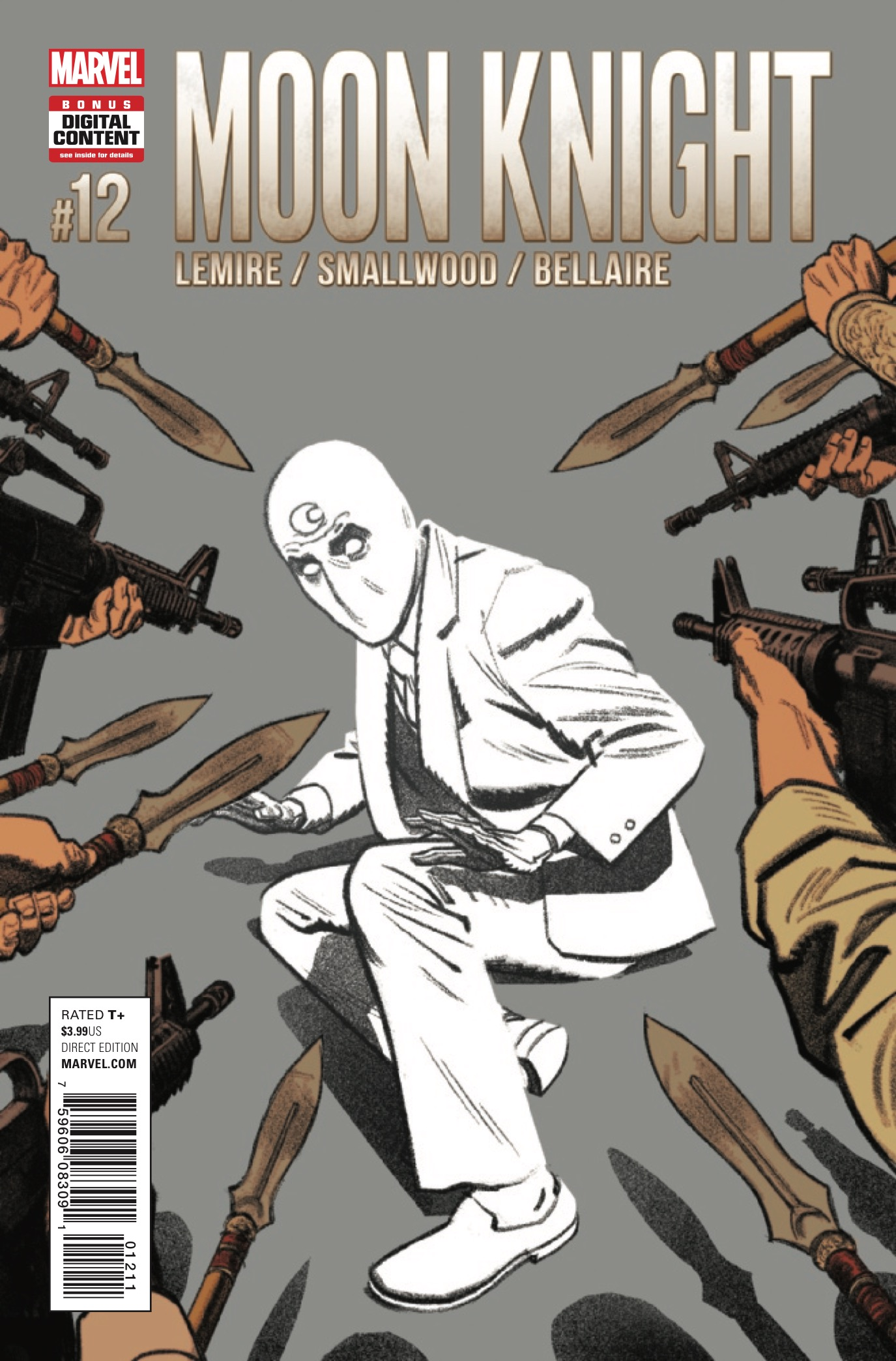 Marvel Preview: Moon Knight #12