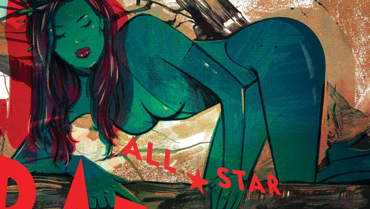 If you want to make me not care about a Batman story, then a good way to do that is having Poison Ivy be one of the characters…unless the story is being written by Scotty Snyder…and it ties in with last month's superb All-Star Batman #6. Add in artwork from Tula Lotay, and I'm ready to give Dr. Isley a shot.
