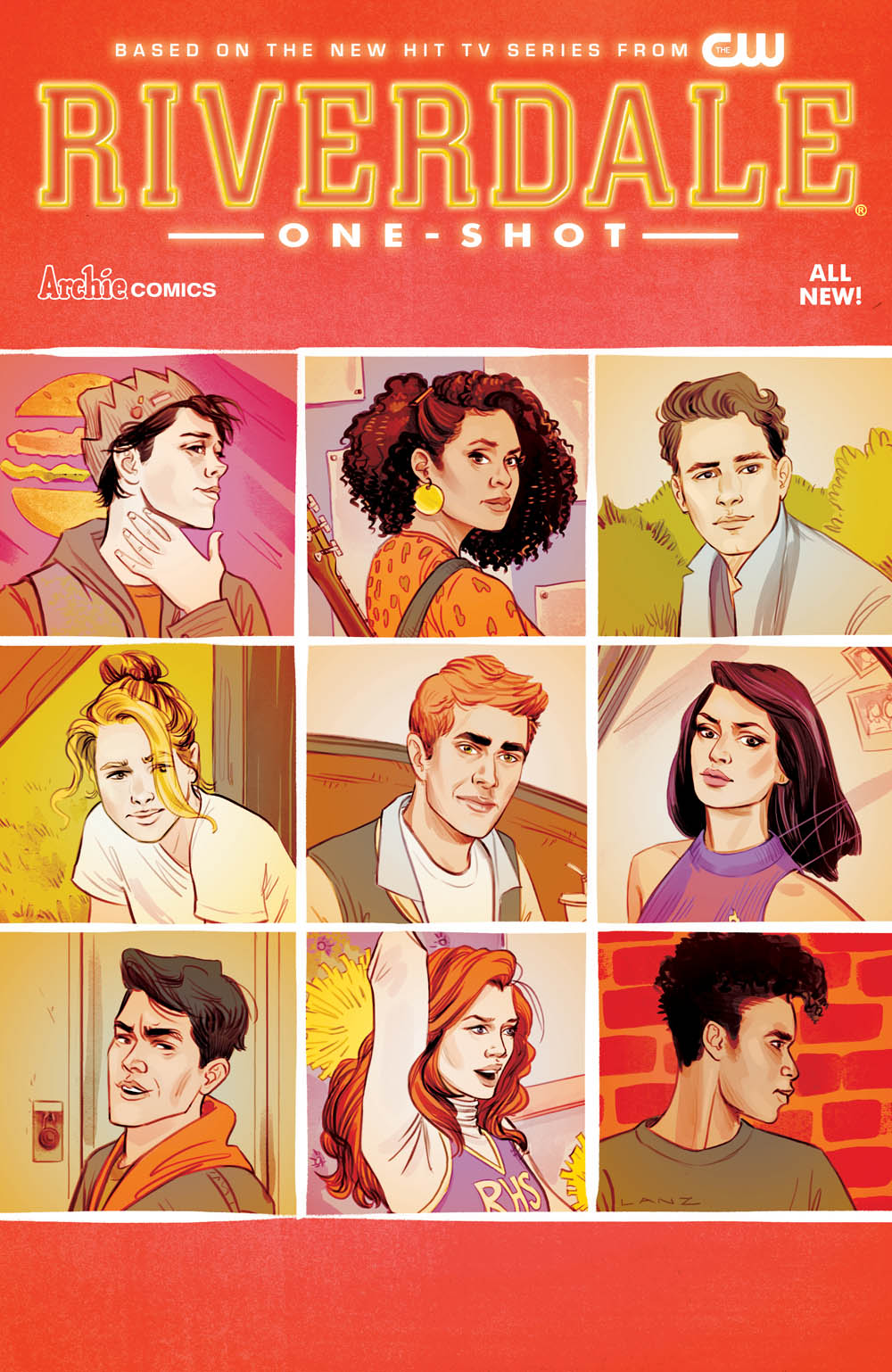 Archie Preview Riverdale One Shot Aipt