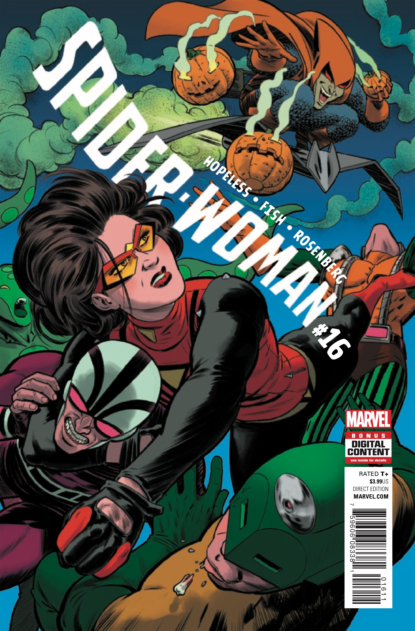 Marvel Preview: Spider-Woman #16