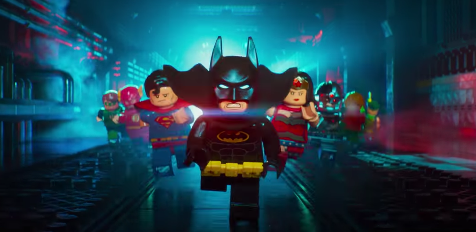 Will Arnett Storms DC All Access in this Feature Video Featuring Lego Batman Details