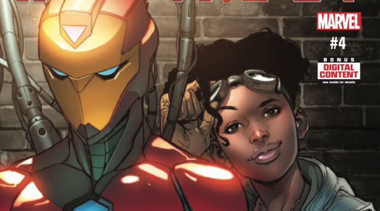 Marvel Preview: Invincible Iron Man #4