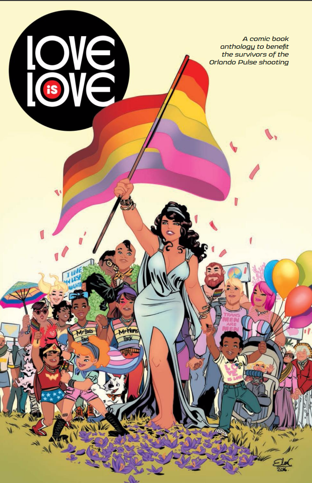 Love is Love Review