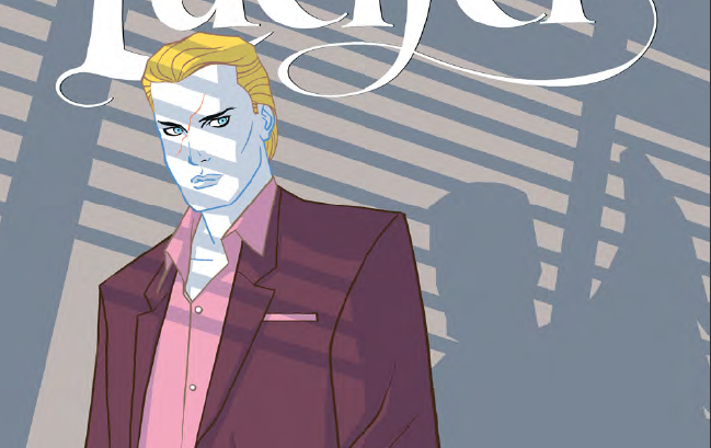 Lucifer #15 Review