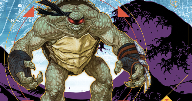 Teenage Mutant Ninja Turtles #67 Review