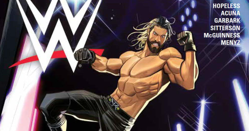 WWE #2 Review