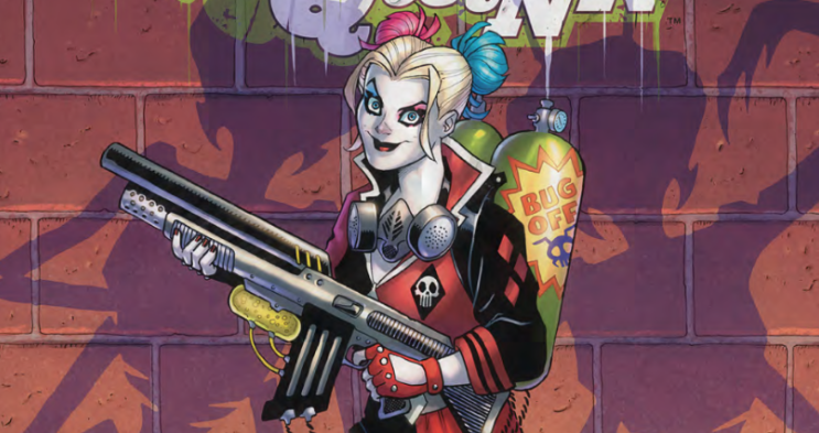 "Hot on the heels of one of the best issues of Harley Quinn we've seen in some time comes issue #14, and the beginning of the ""Nether Regions"" story arc. Is it good?"